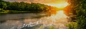header-sunset-river